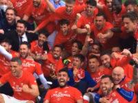 Calcio. Il Perugia promosso in Serie B con Jacopo Murano, capocannoniere, originario di Vietri di Potenza