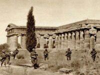 Operazione Avalanche. A Capaccio Paestum un'opera monumentale per fare memoria