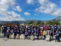 Sala Consilina: oltre 100 volontari alla giornata di raccolta rifiuti dell'associazione Plastic Free Onlus
