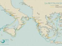 """La """"Rotta di Enea"""" entra negli itinerari culturali dell'Europa. Tra le tappe anche Palinuro"""