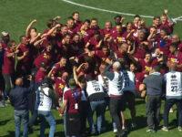 Salernitana. Oggi premiazione all'Arechi dopo la promozione in Serie A