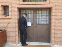 San Gregorio Magno: i Carabinieri Forestali sequestrano deposito agricolo abusivo