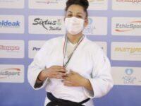 Viki Amendola, judoka di San Pietro al Tanagro, convocata in Nazionale per gli Europei Juniores