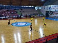 Calcio a 5. Vittoria pesante per lo Sporting Sala Consilina nel big match sul campo dell'Ecocity Cisterna (4-6)