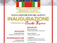 Vallo della Lucania: nasce la nuova sezione ANPI intitolata a Claudio Pavone. Domani l'inaugurazione