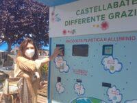 """A Castellabate 3 eco-point per plastica e alluminio. Al via la raccolta punti """"Più ricicli più risparmi"""""""