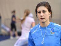 La salernitana Rossella Gregorio convocata in Nazionale per la scherma alle Olimpiadi di Tokyo