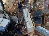 """A Sanza lavori per installare un ascensore nel cimitero. """"Un supporto per le persone con difficoltà motorie"""""""