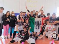 L'atleta di Buonabitacolo Sergio Ignoto è campione d'Italia di Sitting Volley maschile con il Besana Nola