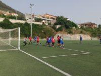 Una giornata di calcio giovanile nel segno dell'aggregazione promossa dallo Sporting Academy Sala Consilina