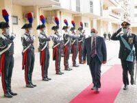 207 anni dalla fondazione dell'Arma dei Carabinieri. Celebrazioni ai Comandi Provinciali di Salerno e Potenza
