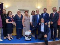 """Il Lions Club consegna a Sala Consilina la """"Valigia di Caterina"""" ad una donna vittima di violenza"""