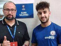 Calcio a 5 Juniores. Sala Consilina complice del successo dell'Alma Salerno con Ivan De Riggi e Antonio Melillo