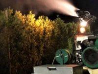 Sant'Arsenio: questa notte disinfezione delle Ville Comunali e zone limitrofe