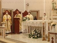"""Torna al suo antico splendore la chiesa """"Sant'Anna"""" di Montesano. Riaperta al culto dopo i lavori di restauro"""