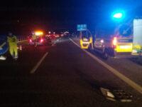 Tragedia in A2 tra Fratte e Pontecagnano. 33enne muore investito mentre attraversa la corsia a piedi