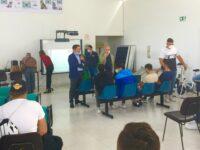 """Job Placement al """"Cicerone"""" di Sala Consilina. Studenti incontrano lo staff del Gruppo Casale"""