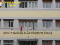 Dipendente dell'INPS di Salerno sospeso dal lavoro. Aiutava il figlio a gestire le pratiche di un patronato