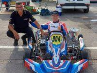 Grande successo per il Team Imparato Kart e il pilota Feola al Campionato Italiano ACI Karting
