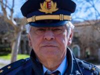 Roscigno: va in pensione il Tenente Sabato Lorenzo, Comandante della Polizia Municipale