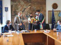 La cittadinanza onoraria di San Giovanni a Piro all'arbitro internazionale Maria Marotta