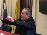 Monsignor Orazio Pepe di Bellosguardo nominato dal Papa segretario della Fabbrica di San Pietro