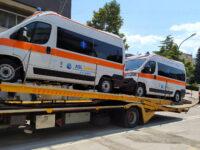 """Polla: una nuova ambulanza rianimativa tra i mezzi di soccorso in dotazione dell'ospedale """"Luigi Curto"""""""