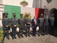 """Guardia di Finanza Salerno. Il Prefetto Russo consegna le onorificenze """"al Merito della Repubblica Italiana"""""""