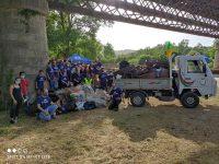 Casalbuono: grande partecipazione alla giornata di raccolta rifiuti di Plastic Free Onlus