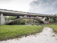 Verifiche statiche sul Ponte Musumeci a Potenza. Un'ordinanza limita il traffico veicolare