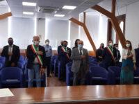 """Il Prefetto di Salerno consegna ad alcuni cittadini le onorificenze """"al Merito della Repubblica Italiana"""""""