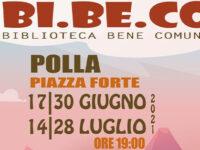 """Polla: prende il via domani il progetto """"Bi.Be.Co"""", la biblioteca mobile che promuove la pratica della lettura"""