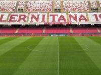 Salernitana in Serie A. La Regione finanzia i lavori di adeguamento dello stadio Arechi