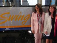 Arrivano due nuovi treni Swing in Basilicata. Consegnati nella stazione di Potenza Centrale