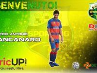 Nuovo acquisto per lo Sporting Sala Consilina. Arriva il talento Marcio Antonio Zancanaro