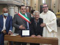 La comunità di Ricigliano in festa per i 100 anni di nonna Carmina Meccia