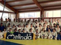 Grande successo per il Camp Judo della New Kodokan di San Pietro al Tanagro. Presenti 70 atleti