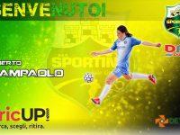 Sporting Sala Consilina. Arriva l'under Roberto Giampaolo, fresco di tricolore con l'U19 del Regalbuto