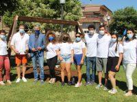 """Al via a Sassano """"Rieduchiamoci"""", il campo estivo promosso dall'Ente Parco che tutela l'ambiente"""