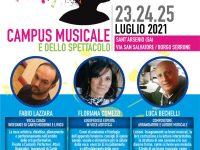"""Sant'Arsenio: dal 23 al 25 luglio il """"Campus Musicale e dello Spettacolo"""" de """"I Due Volti della Luna"""""""