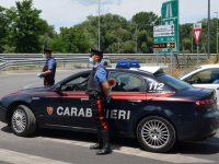 Controlli dei Carabinieri di Potenza. 17 denunce per droga, possesso d'armi e guida in stato d'ebbrezza