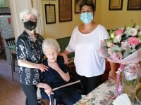 Buccino festeggia i 100 anni di nonna Caterina Negrone