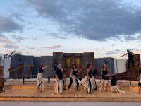 Tutto pronto per la prima dello spettacolo teatrale Dionysos. Appuntamento stasera a San Giovanni a Piro