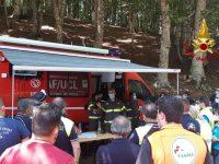 """Esercitazione """"Basilicata 2021"""". Simulato incendio boschivo tra Ruoti e Potenza con 60 evacuati"""