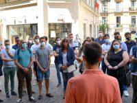 Commemorazione omicidio Falvella a Salerno. Fratelli d'Italia e Gioventù Nazionale rispondono agli attacchi