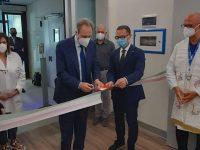 """Ospedale """"San Carlo"""" di Potenza. Il Presidente Bardi inaugura il nuovo reparto di Reumatologia"""