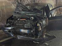 Tragico scontro tra auto e camion sulla S.S.598 ad Atena Lucana. Anziana perde la vita