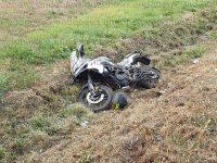 Scontro tra auto e moto a Padula Scalo. Ferito centauro di Buonabitacolo