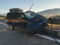 Incidente stradale in A2 tra Petina e Polla. Quattro persone ferite tra cui due bambini