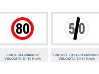 Cilentana: dall'11 agosto innalzati i limiti di velocità. Si torna ad 80km/h